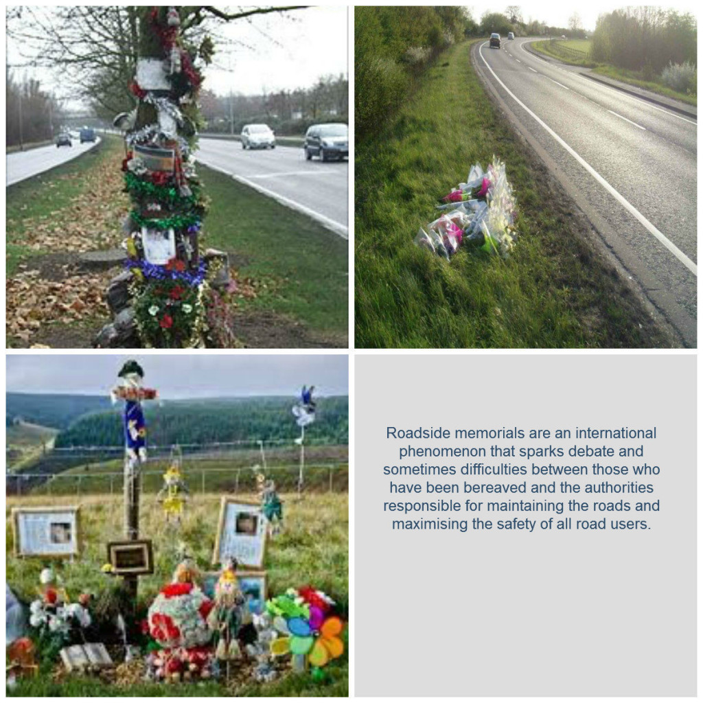 Roadside memorial collage final
